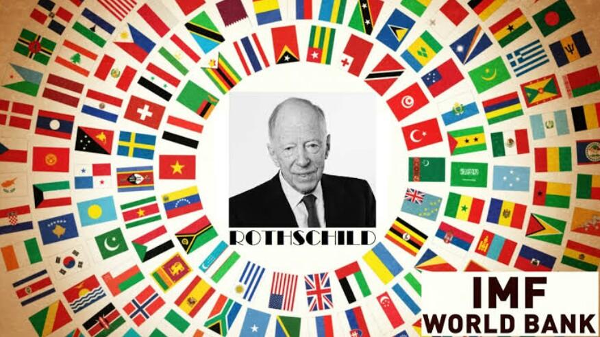 Terjadinya Bencana Ekonomi dan Lilitan Utang, Rothschild Pengendali Uang  Bank Dunia Selama 230 Tahun   KONSPIRASI.NET